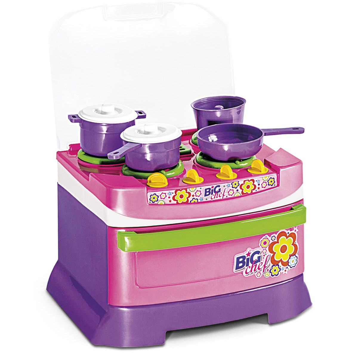 MINI FOGÃO BIG CHEF